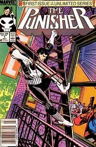 Punisher Comics