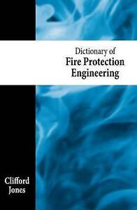 Dictionary of Fire Protection Engineering-ExLibrary