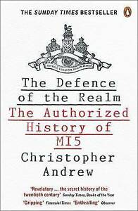 Defence of the Realm by Christopher Andrew Paperback Book
