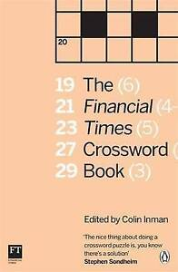 The Financial Times Crossword Book, Financial Times, New Book