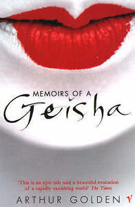NEW Memoirs Of A Geisha By Arthur Golden Paperback Large Edition