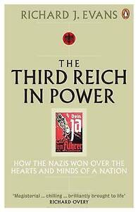 The Third Reich in Power 1933-1939 Richard J. Evans Paperback New Book Free UK D