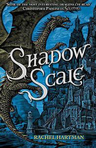 HARTMAN,RACHEL-SHADOW SCALE  BOOK NEW