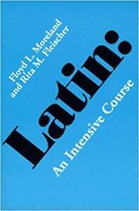 Latin An Intensive Course