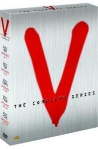 V - The Complete 80's TV Show Series (1984) DVD 5 Disc Box Set Boxset New Aus R4