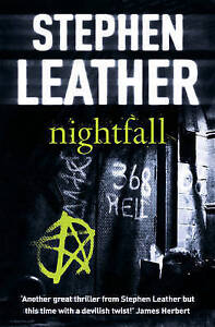 Nightfall by Stephen Leather Large Paperback 20% Bulk Book Discount