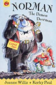 Willis, Jeanne, Norman, The Demon Doorman (Crazy Jobs), Very Good Book