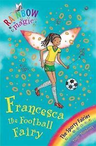 RAINBOW MAGIC Francesca The Football  Fairy - New