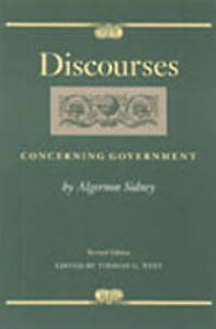 DISCOURSES CONCERNING GOVERNMENT (Liberty Fund Studies in Political-ExLibrary