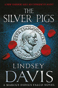 The-Silver-Pigs-Falco-1-by-Lindsey-Davis-Paperback-2008