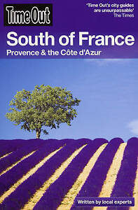 Time Out South of France 5th edition,Time Out Guides Ltd,Good Book mon0000099608