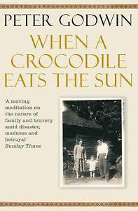 when the crocodile eats the sun book review