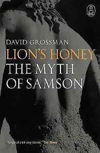 Lion-039-s-Honey-The-Myth-of-Samson-by-David-Grossman-Paperback-2007