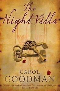 The Night Villa by Carol Goodman (Paperback, 2008)