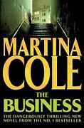 Martina Cole Books