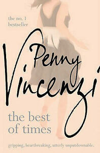 The Best Of Times-Penny Vincenzi-Large Paperback Edition +