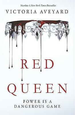 Red Queen, Aveyard, Victoria, New