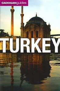 Turkey, 5th (Cadogan Guides Turkey)-ExLibrary