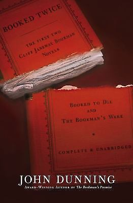 Booked Twice   Booked To Die And The Bookmans Wake By John Dunning