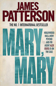 Mary-Mary-Patterson-James-New-condition-Book