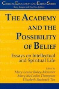 belief essays