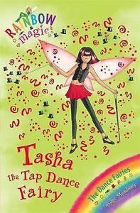 Tasha the Tap Dance Fairy (Rainbow Magic), Daisy Meadows   Paperback Book   Good