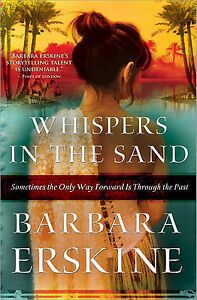 NEW Whispers in the Sand by Barbara Erskine