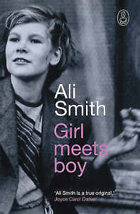 Girl-Meets-Boy-Canongate-Myths-ExLibrary