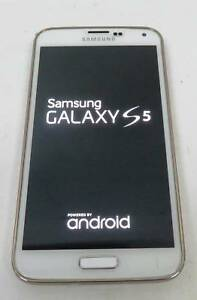 Up for sale an excellence condition Samsung Galaxy S5 LTE 16g Docklands Melbourne City Preview