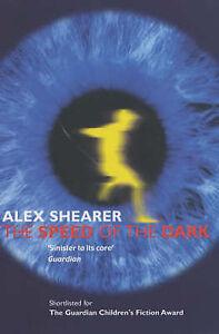 Alex-Shearer-The-Speed-of-the-Dark-Book