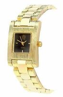 ***Brand new Authentic Paolo Gucci Women's Goldtone Watch