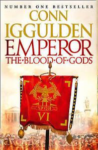 CONN IGGULDEN __ EMPEROR __ THE BLOOD OF GODS ___ BRAND NEW ___ UK FREEPOST