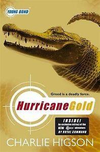Charlie-Higson-Young-Bond-Hurricane-Gold-Book