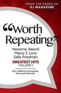 Worth-Repeating-Greatest-Hits-Volume-One-by-Aleardi-Marianne-Paperback