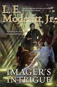 L.E. Modesitt, Imager's Intrigue (Imager Portfolio), Very Good Book