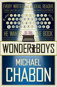 Wonder Boys by Michael Chabon - (Paperback) New Book