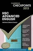 HSC Advanced English