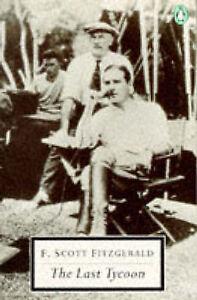 Good, The Last Tycoon (Twentieth Century Classics), Fitzgerald, F. Scott, Book