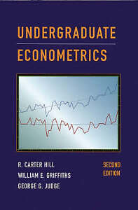 GoodUndergraduate Econometrics HardcoverJudge George G Griffiths Willi - Ammanford, United Kingdom - Contact me in the first instance if dissatisfied with your purchase. Most purchases from business sellers are protected by the Consumer Contract Regulations 2013 which give you the right to cancel the purchase within 14 days af - Ammanford, United Kingdom
