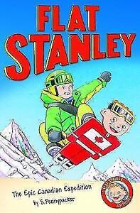 Jeff Brown's Flat Stanley: the Epic Canadian Expedition by Josh Greenhut (Paperb