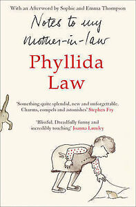 Notes-to-My-Mother-in-Law-Phyllida-Law-New-Book
