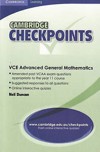 Cambridge-Checkpoints-VCE-Advanced-General-Maths-Units-1-and-2