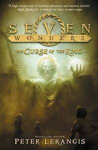 Seven Wonders Book 4: The Curse of the King By Lerangis, Peter -Paperback