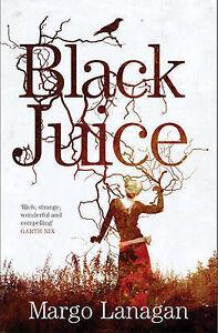 Black Juice (GOLLANCZ S.F.), Lanagan, Margo, Very Good Book