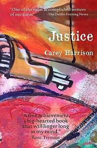 NEW Justice by Carey Harrison