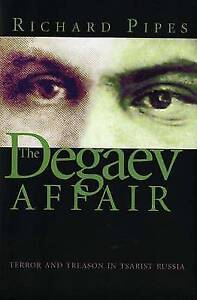 The Degaev Affair  Terror and Treason in Tsarist RussiaExLibrary - Dunfermline, United Kingdom - Returns accepted Most purchases from business sellers are protected by the Consumer Contract Regulations 2013 which give you the right to cancel the purchase within 14 days after the day you receive the item. Find out more ab - Dunfermline, United Kingdom