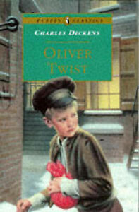 Oliver-Twist-Puffin-Classics-Charles-Dickens-Very-Good-0140368140