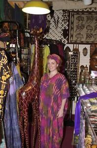 Special Sale on Loose African  Kaftans & tie dye Dresses etc. North Shore Greater Vancouver Area image 2