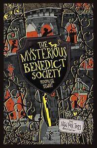 EXC COND The Mysterious Benedict Society by Trenton Lee Stewart FREE POST