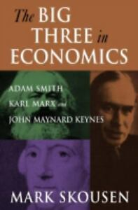 The-Big-Three-in-Economics-by-Mark-Skousen-2007-Hardcover